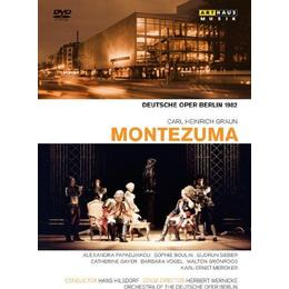 Graun: Montezuma (Montezuma Oper Berlin 1982) (Arthaus: 101629) [DVD] [NTSC]